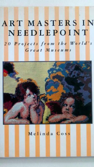 Art Masters in Needlepoint. 20 Projects from the World's Great Museums.