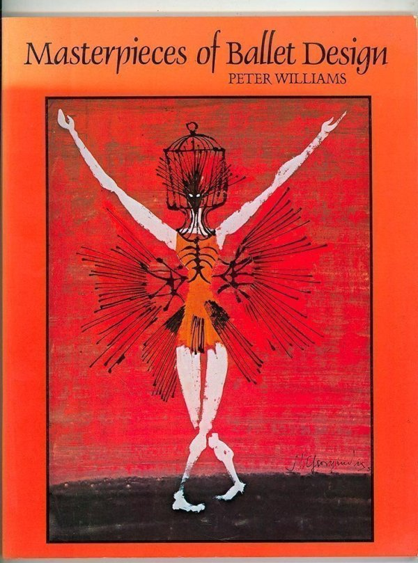 Masterpieces of Ballet Design