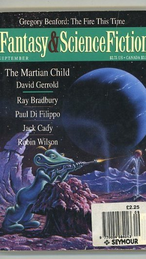 Fantasy and Science Fiction .