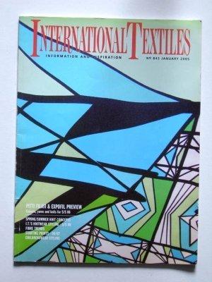International Textiles No. 843 January