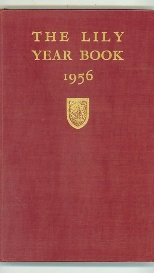 The Lily Year Book 1956 Number Nineteen