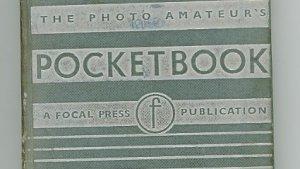 The Photo-Amateur's Pocketbook 1950