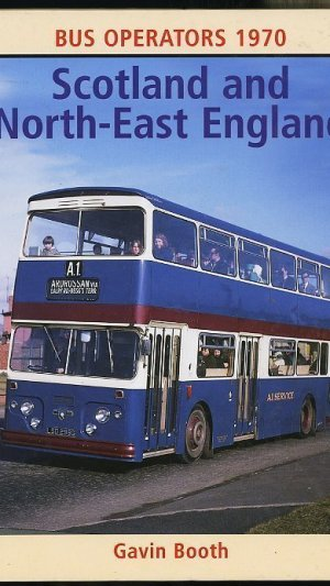 Bus Operators 1970: Scotland and North-East England