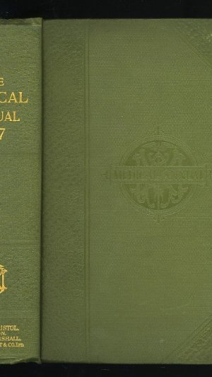 The Medical Annual: A Year Book of Treatment and Practitioner's Index