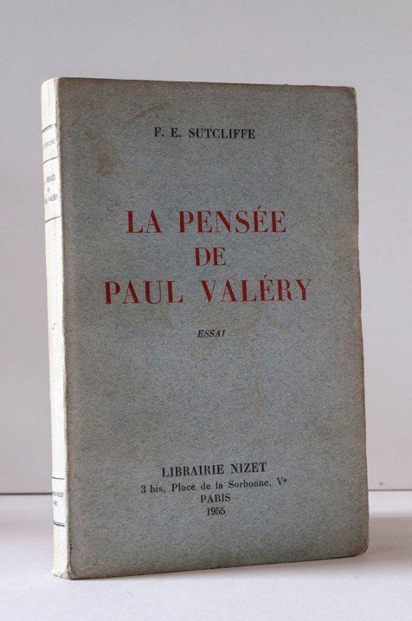 La Pensée de Paul Valéry