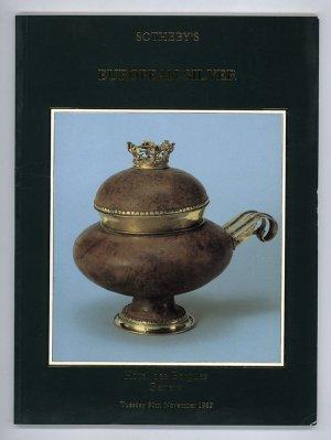 Catalogue of European Silver.