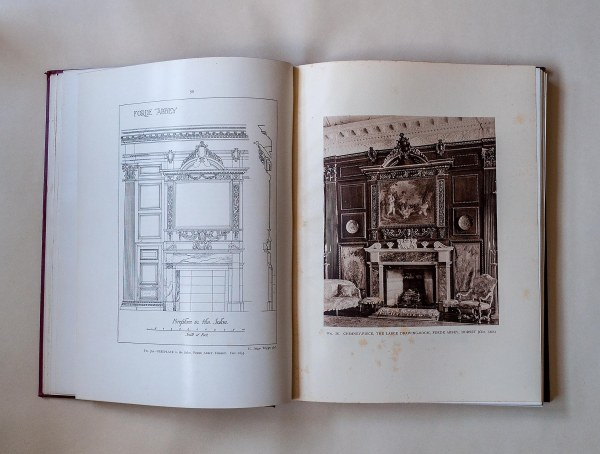 Decoration in England from 1640 to 1760