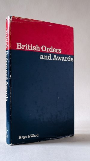 British Orders and Awards