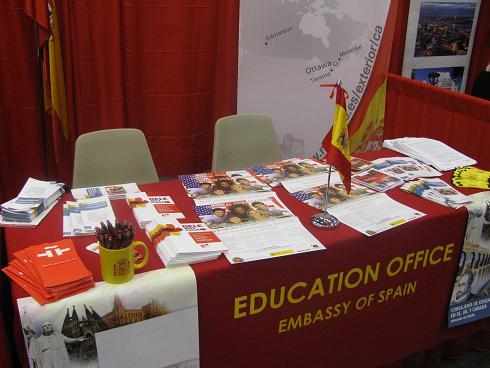 Education-embassy of Spain. Canadá