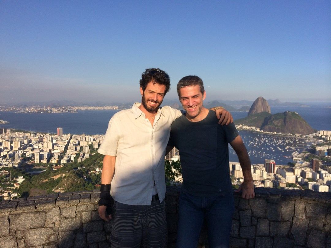 Rio with Nick_2014