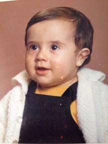 O puto era tão giro quando era pequeno!