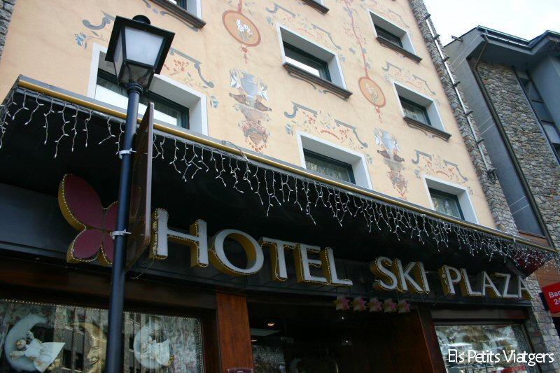 Hotel Ski Plaza a Canillo