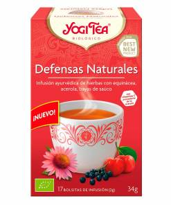 Yogi Tea BIO Defensas Naturales 17 bolsas - Andorra MarketPlace