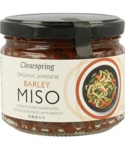 Mugi Miso (No Pasteurizado) Bio - Barley Clearspring - Andorra MarketPlace