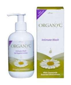 Gel para la higiene íntima 250ml, Organyc - Andorra MarketPlace
