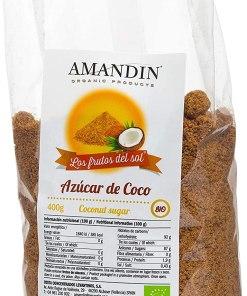 Los Frutos Del Sol Azúcar De Coco Bio 400grs - Andorra MarketPlace