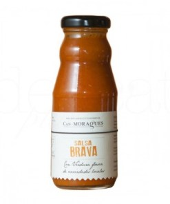 Salsa Brava Ecológica 230grs - Can Moragues - Andorra MarketPlace