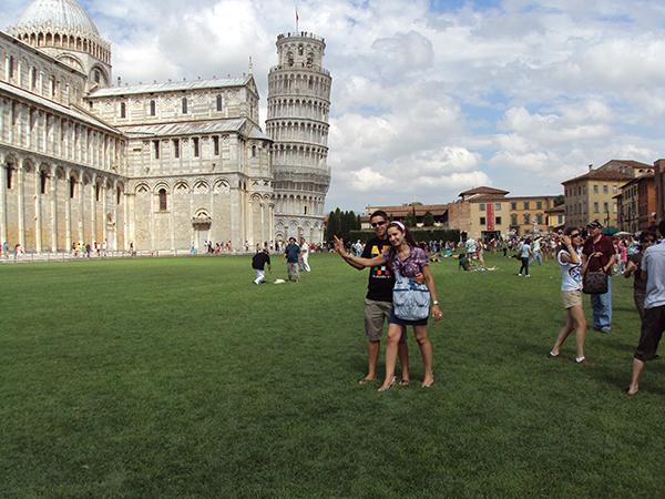 Torre Inclinada Pisa