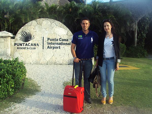 Aeropuerto Punta Cana.