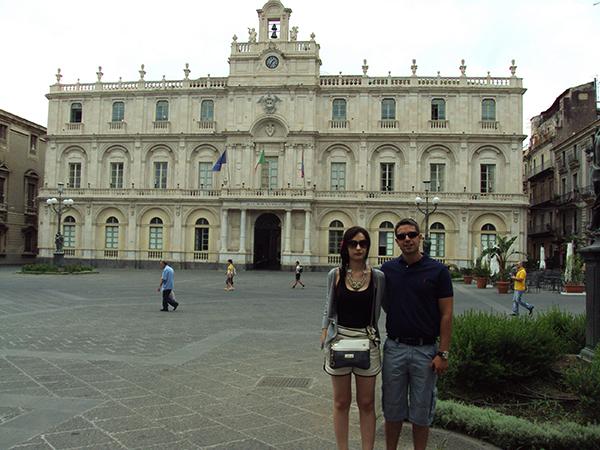 Andorreando Palazzo Dell Universita