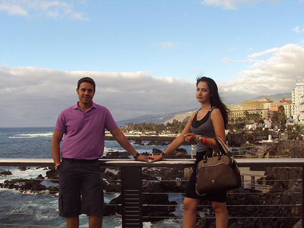 Andorreando Tenerife.