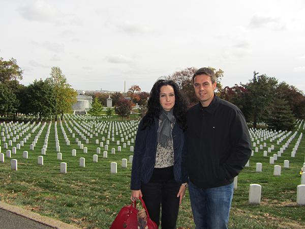 Cementerio Nacional de Arlington.