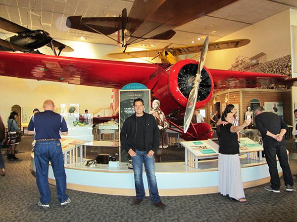 Museo aire y espacio