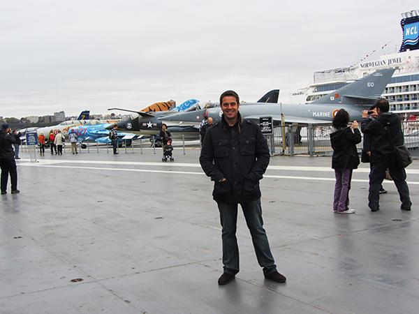 Museo de mar, aire, espacio Nueva York