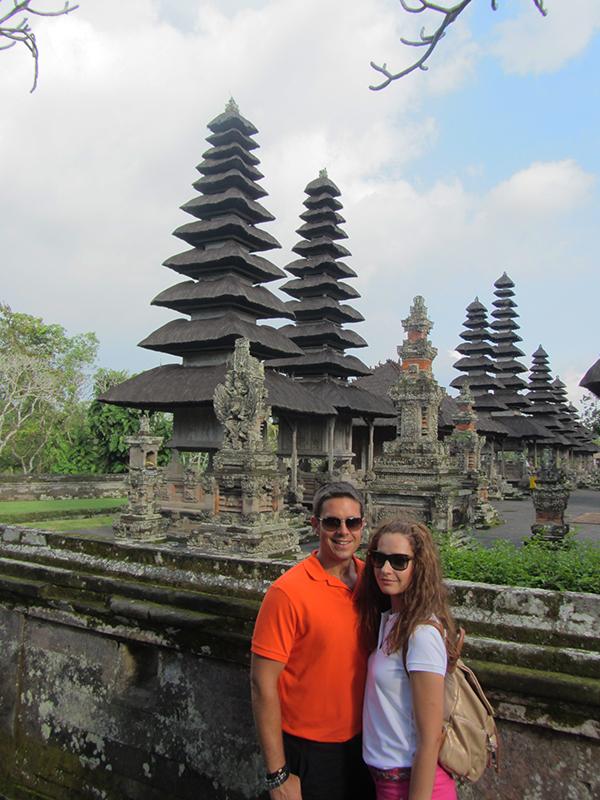 Templo Taman Ayun.