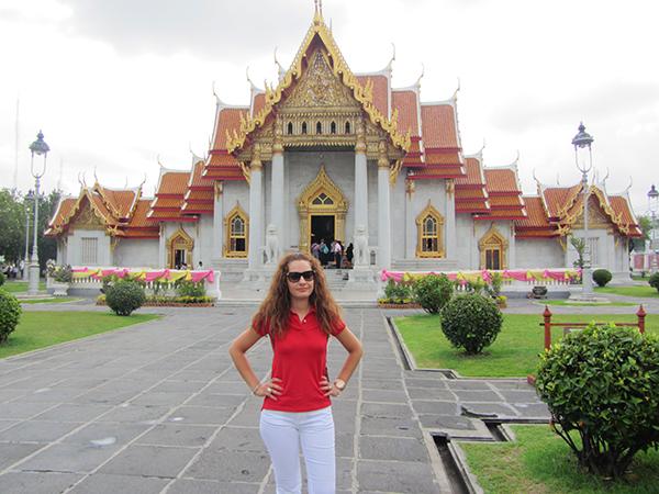 Templo Mármol Bangkok