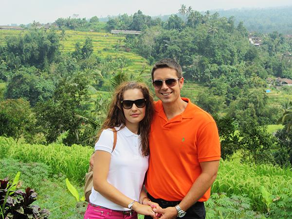 Campos Arrozales Bali