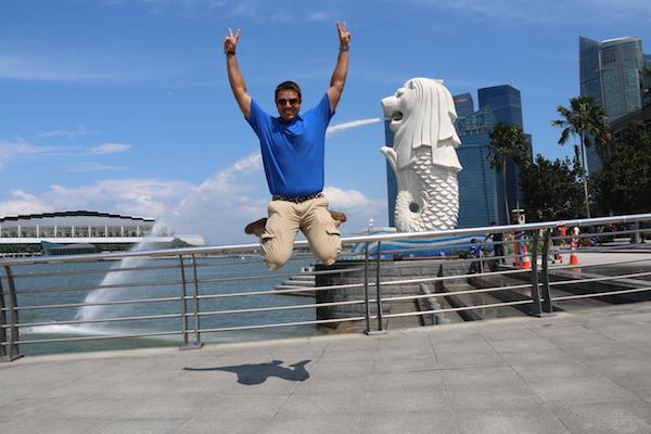 Jump Parque Merlion