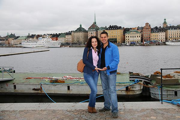 Andorreando Estocolmo