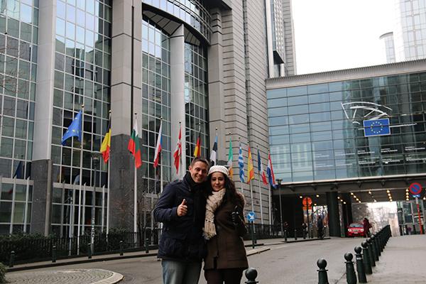 Barrio Europeo Bruselas