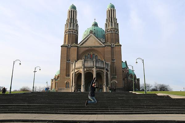 Basilica Sagrado Corazón Bruselas