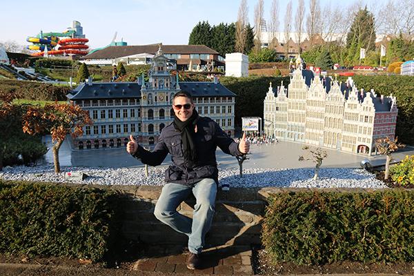 Parque Mini Europe