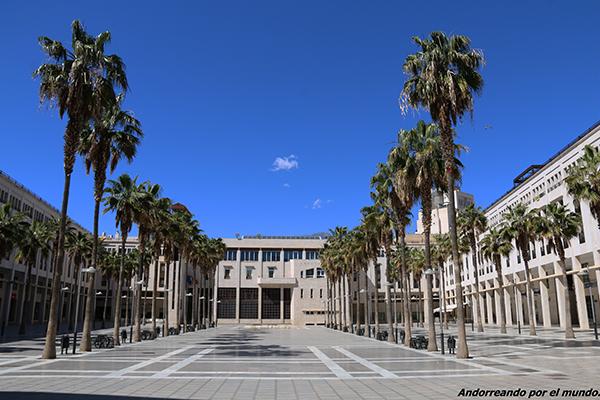 Plaza Mayor El Ejido