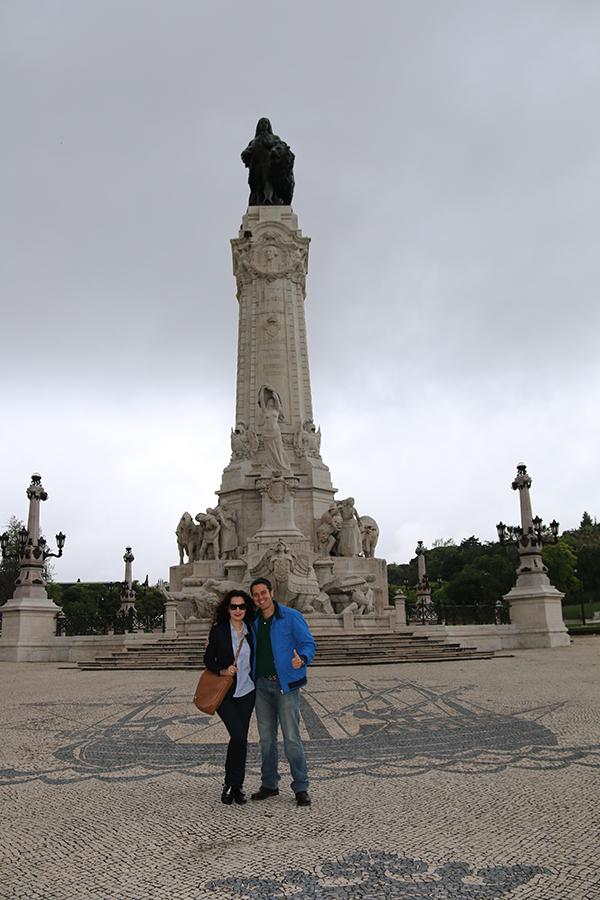 Plaza Marqués de Pombal