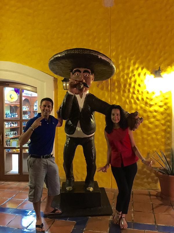 Andorreando México.