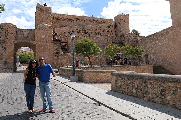 Ruinas Castillo Arco Benzudo