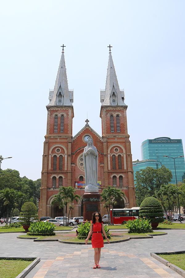 Catedral de Notre Dame Ho Chi Minh