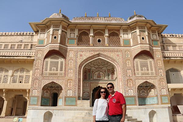 Palacio Fortaleza India