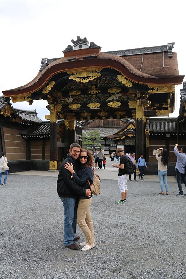 Puerta Palacio Ninomaru