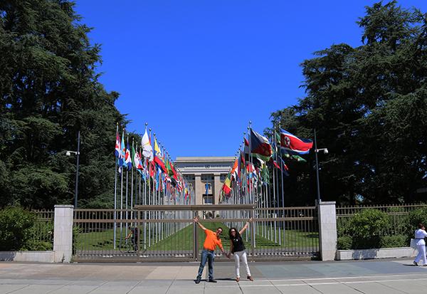 Palacio O.N.U.