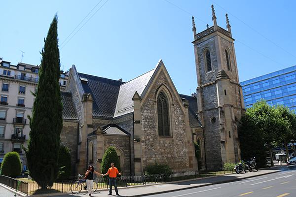 iglesia Holy Trinity