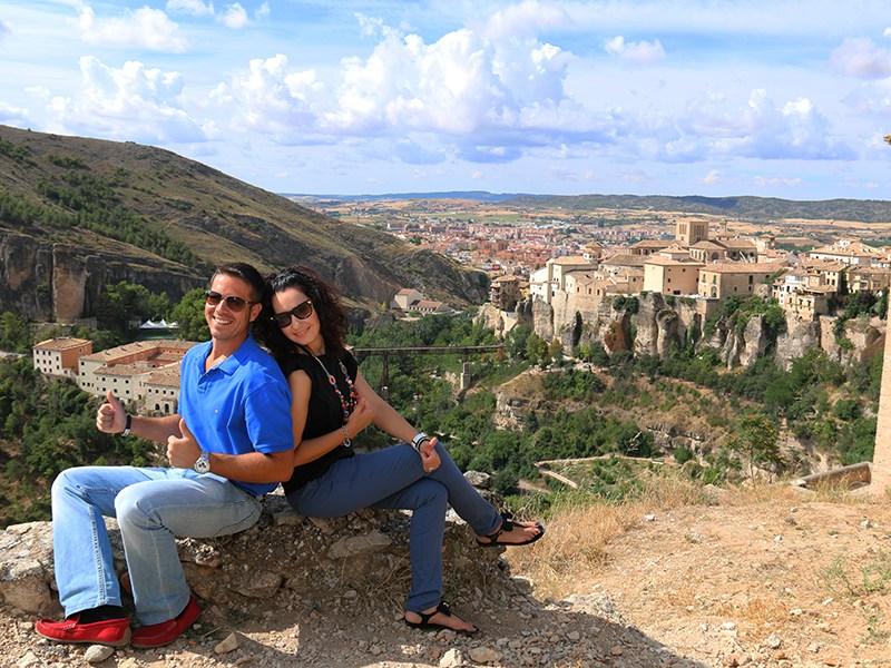 Vistas panorámicas Cuenca