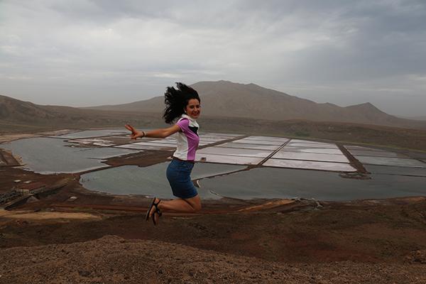jump Salinas Pedra de Lume