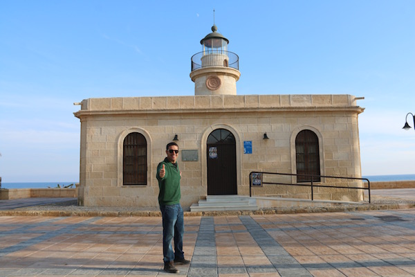 Faro Roquetas de Mar