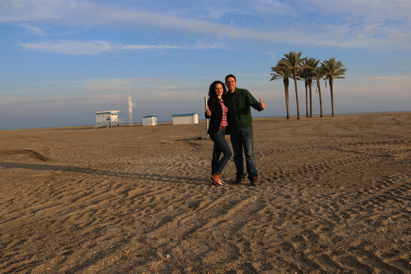 Andorreando Playa Serena
