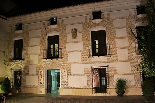 Andorreando fachada Museo Comarcal Velezano Miguel Guirao